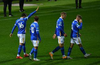 Preston North End v Brighton and Hove Albion – Carabao Cup – Third Round – Deepdale Stadium