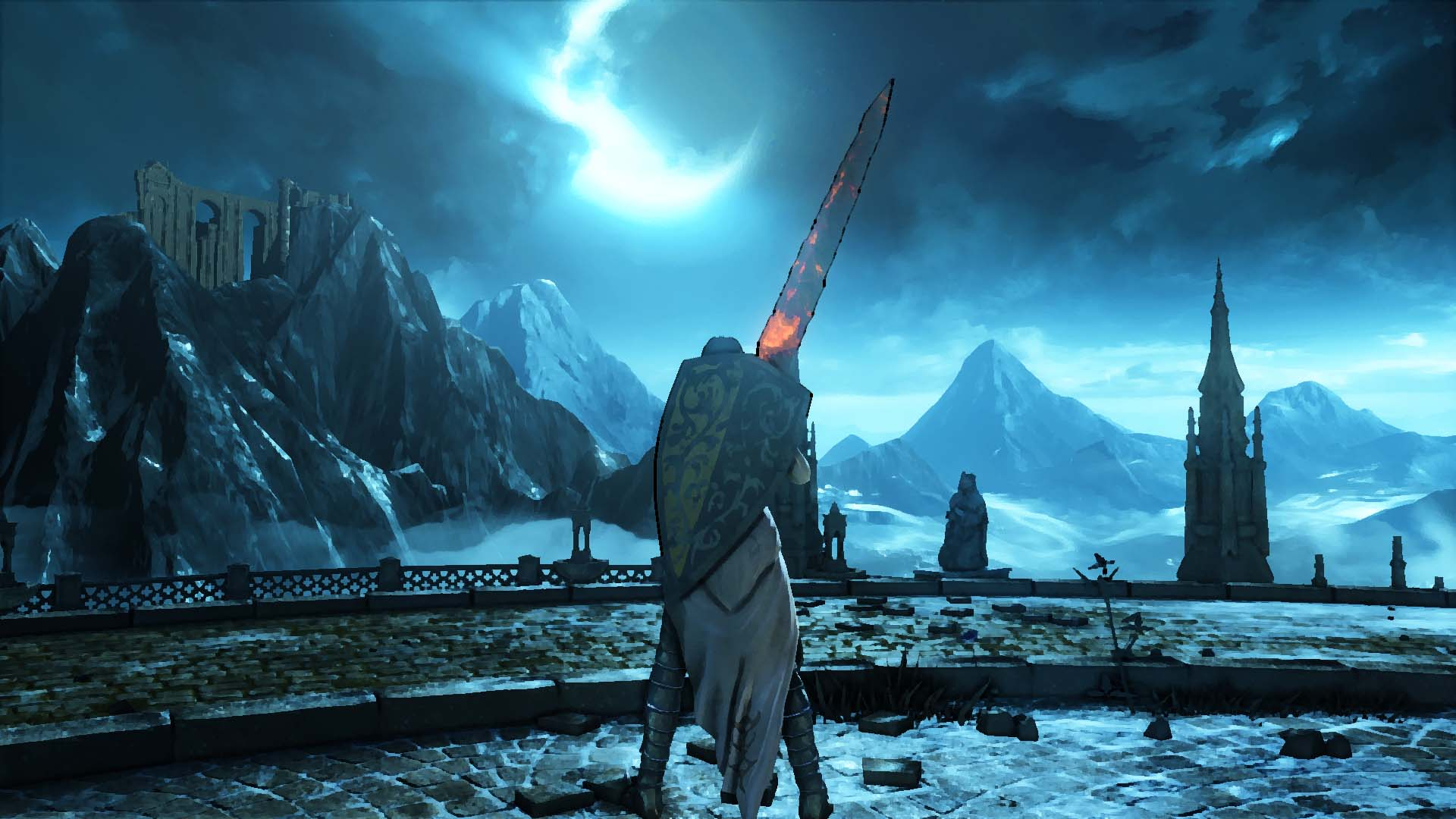 Лучшие ролевые игры - Dark Souls 3