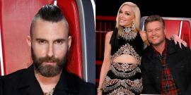 Sorry To Adam Levine, But There Was Only One The Voice Personality Who Was Invited To Gwen Stefani And Blake Shelton's Wedding