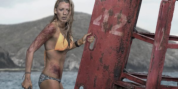 The Shallows Blake Lively buoy stand-off