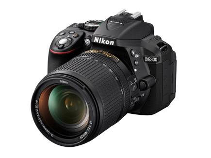 Nikon D5300 DSLR Review - Tom's Guide   Tom's Guide