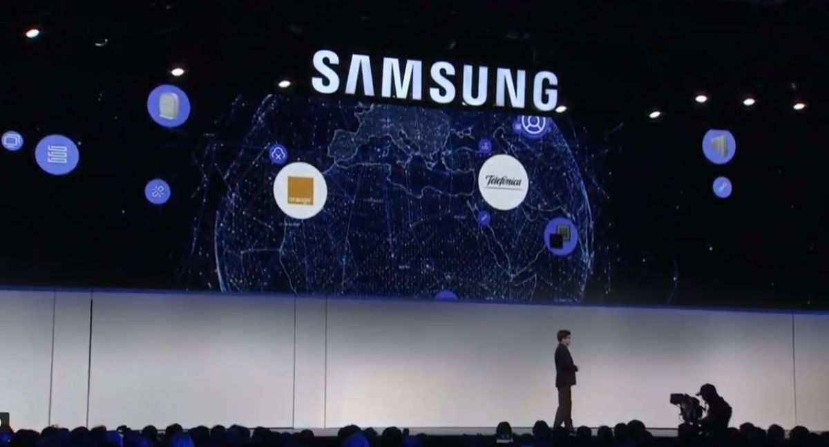 Samsung's 5G Galaxy S10 pledge: