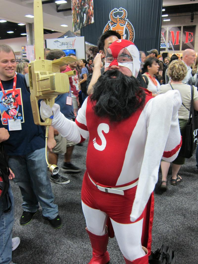 Comic Con 2011: The Best Costumes Of Day 4 #4942