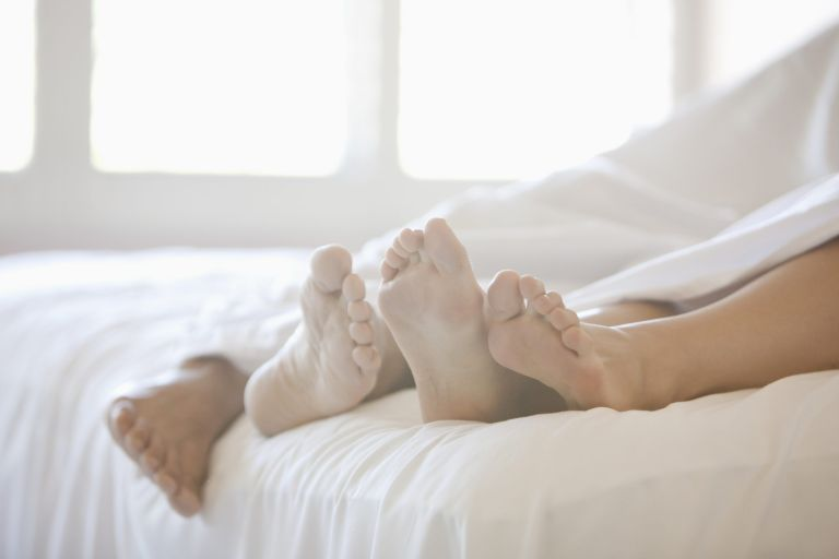 Sleeping apart improves couples sex lives