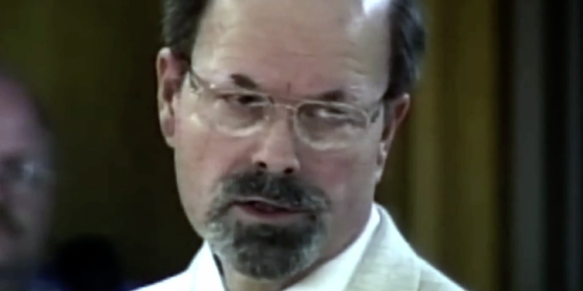 Dennis Rader in BTK: Chasing A Killer