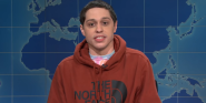 That Pete Davidson Wife Rumor Story Just Got Even Stranger After Woman Trespassed In His Home