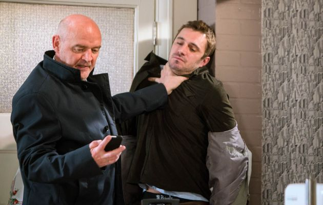 Phelan in Coronation Street, andy