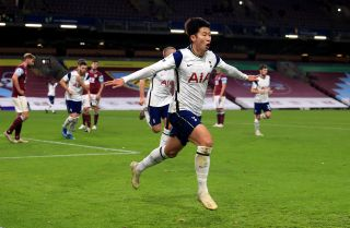Burnley v Tottenham Hotspur – Premier League – Turf Moor