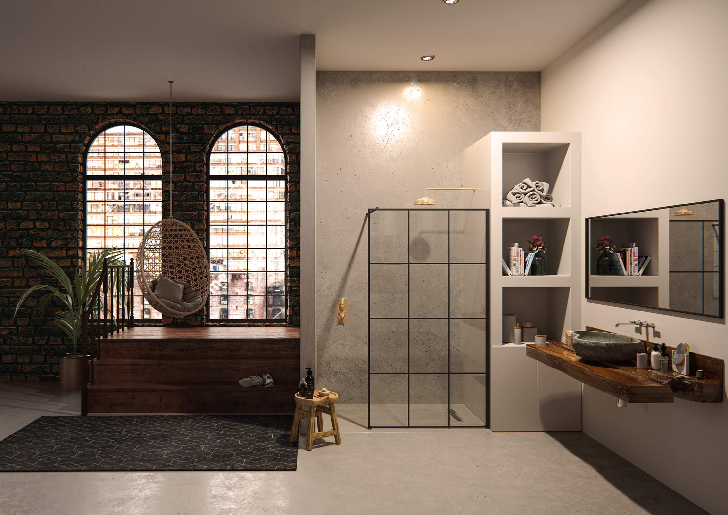 The Best Crittall Style Shower Screens And Where To Find