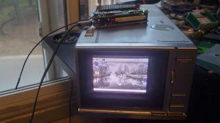 Raspberry Pi UHF Broadcasting