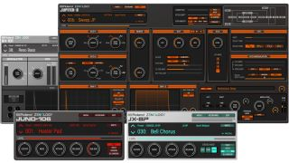 Roland Model Expansions