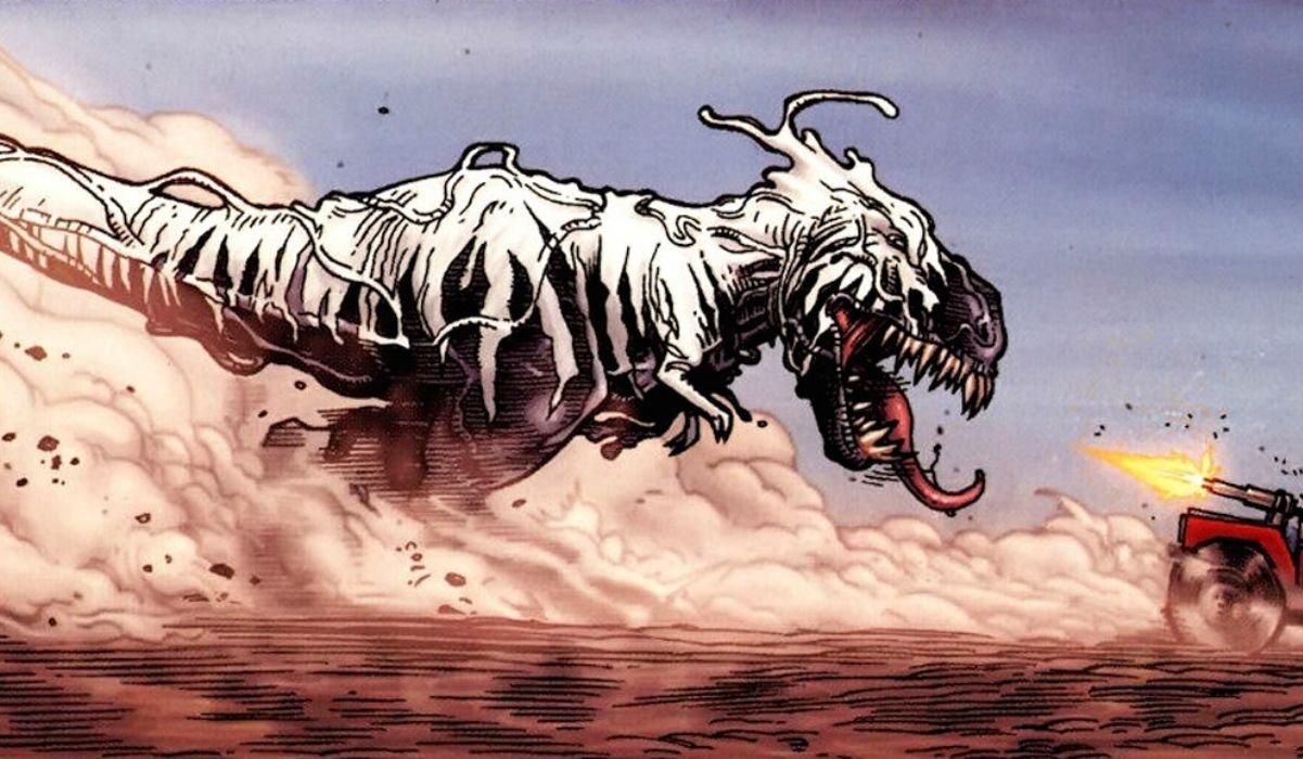Venomsaurus Rex Marvel
