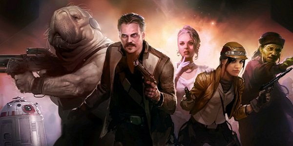 The ragtag team of Visceral's cancelled Star Wars game.