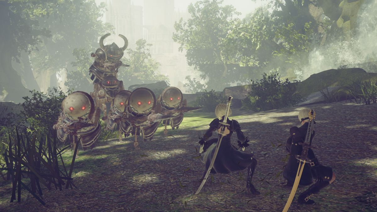 9 things I wish I knew before starting Nier: Automata