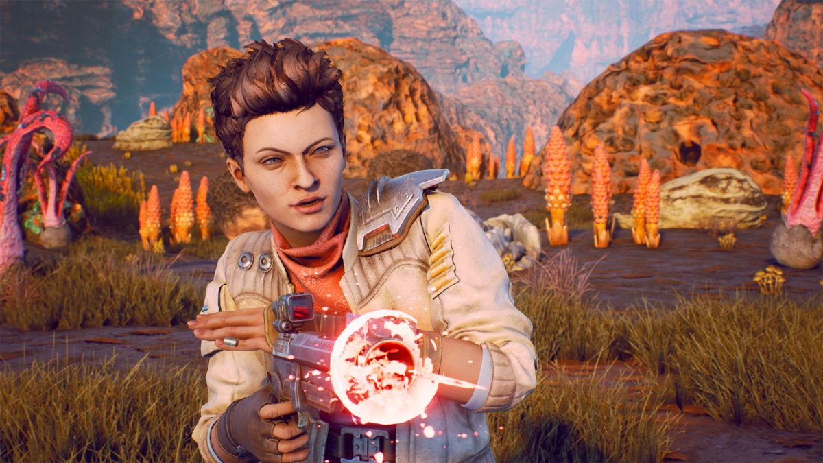 The Outer Worlds Nintendo Switch version confirmed but you'll have to wait a while longer