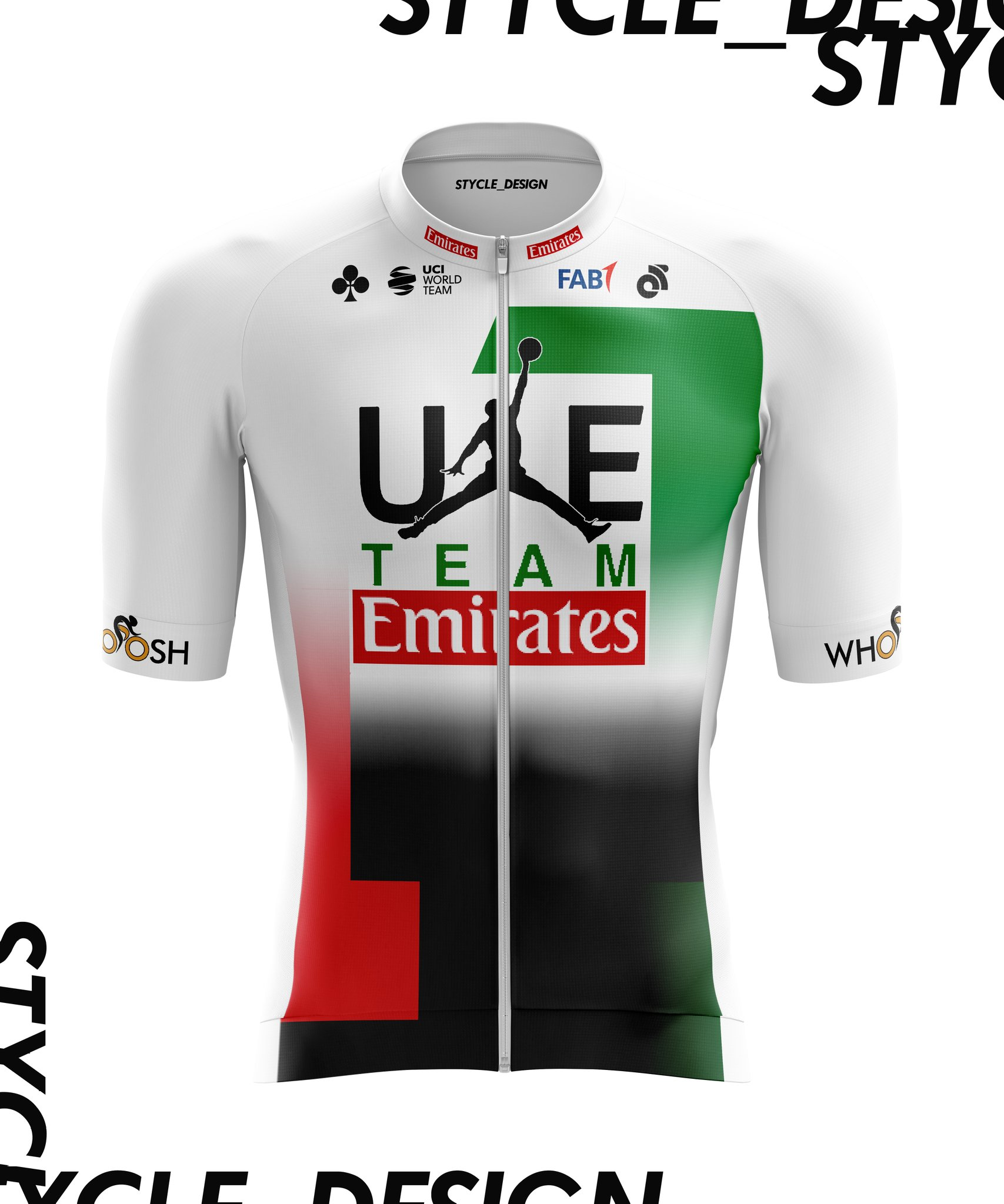"""UAE TEAM 2020 Pro Cycling Jersey /""""NEW/"""""""