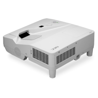 NEC Introduces Ultra Short Throw Projectors with Interactive Option