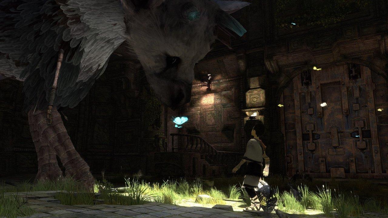 The Last Guardian Isn't Dead, Sony Says #32562