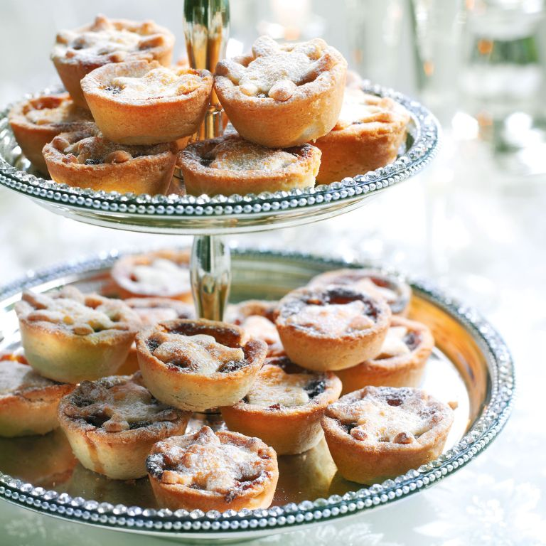 Mini Mince Pies-Christmas recipes-recipe ideas-new recipes-woman and home