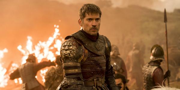 Jamie Lannister Nikolaj Coster-Waldau Game of Thrones HBO