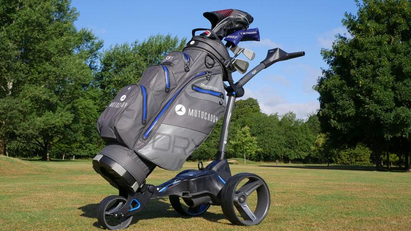 Motocaddy M5 GPS Trolley