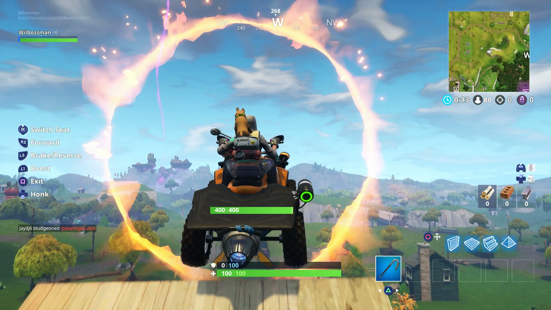 Fortnite Flaming Hoops All The Locations To Jump Through Flaming