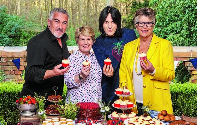 Berry warned me about Hollywood: Bake Off's Leith