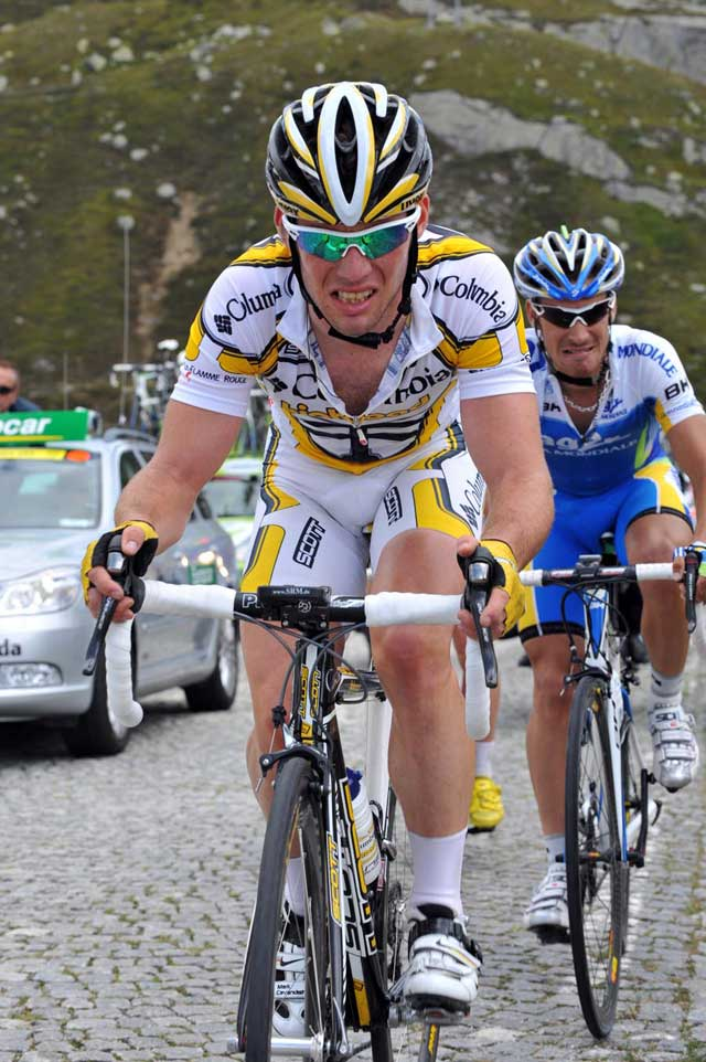 Mark Cavendish, Tour of Switzerland 2009, stage 4