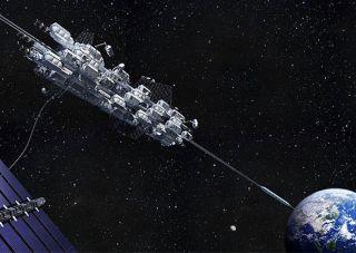 space-elevator design