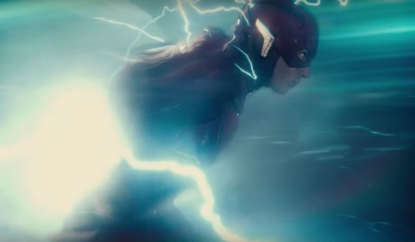 The Flash Justice League Trailer