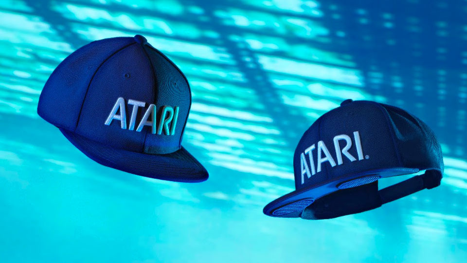 Erm, Atari is making a hat… with speakers in it