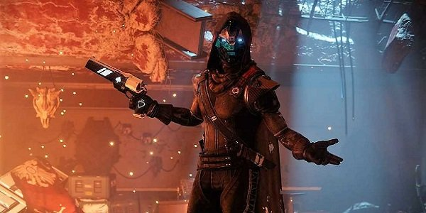 Cayde-6 shrugging destiny 2