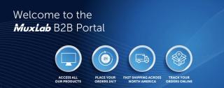 MuxLab B2B Portal