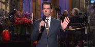 New Details Revealed Behind John Mulaney's SNL Jokes Being Investigated By Secret Service