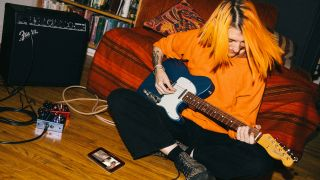 Get 3 months of Fender Play for FREE – sign up for online guitar lessons to help you improve at home