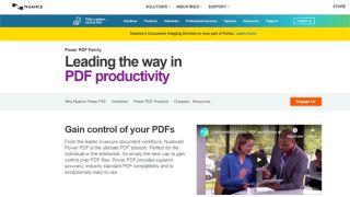 Nuance Power PDF - An enterprise-grade PDF management platform