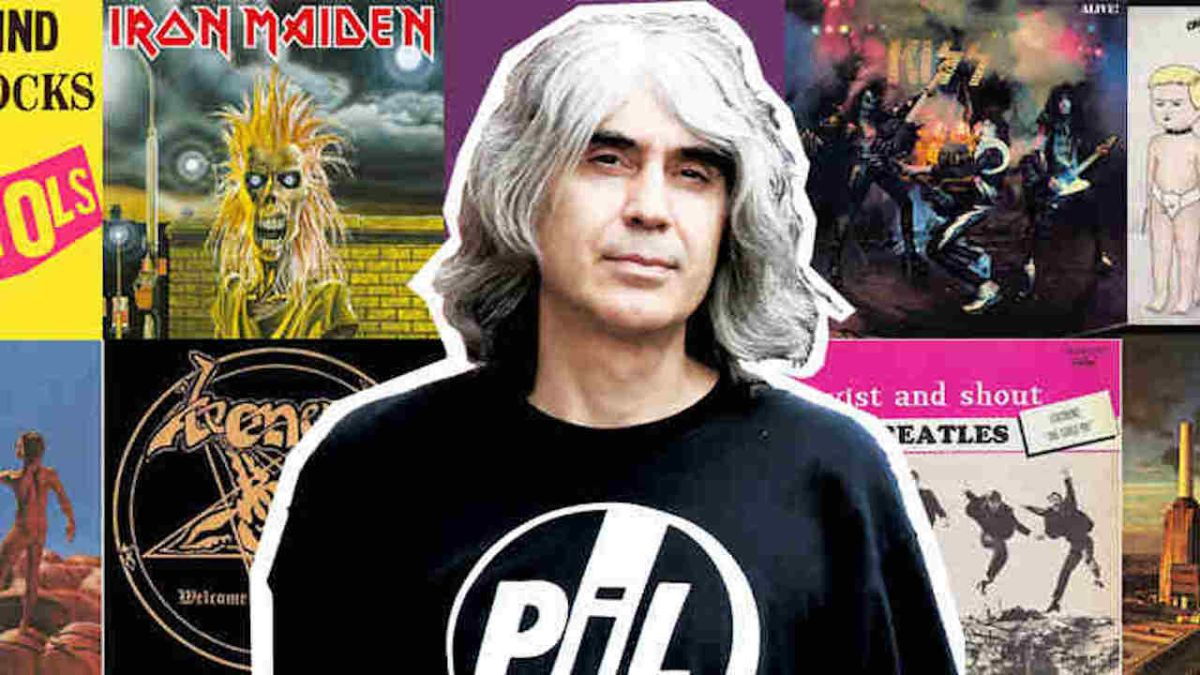 Voivod's Michel 'Away' Langevin: 10 albums that changed my life