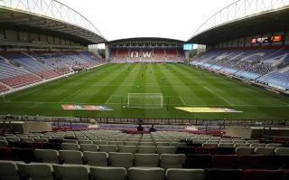 Wigan File photo