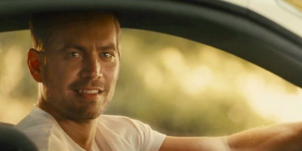 Paul Walker Brian O'Conner Furious 7
