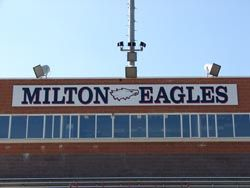 Community Gets the Message Through at Milton High School