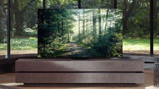 85-inch TV Samsung QN900A