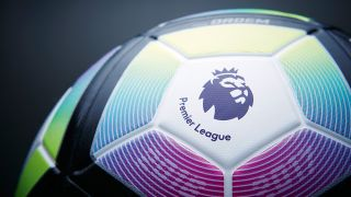 Premier League-branded football