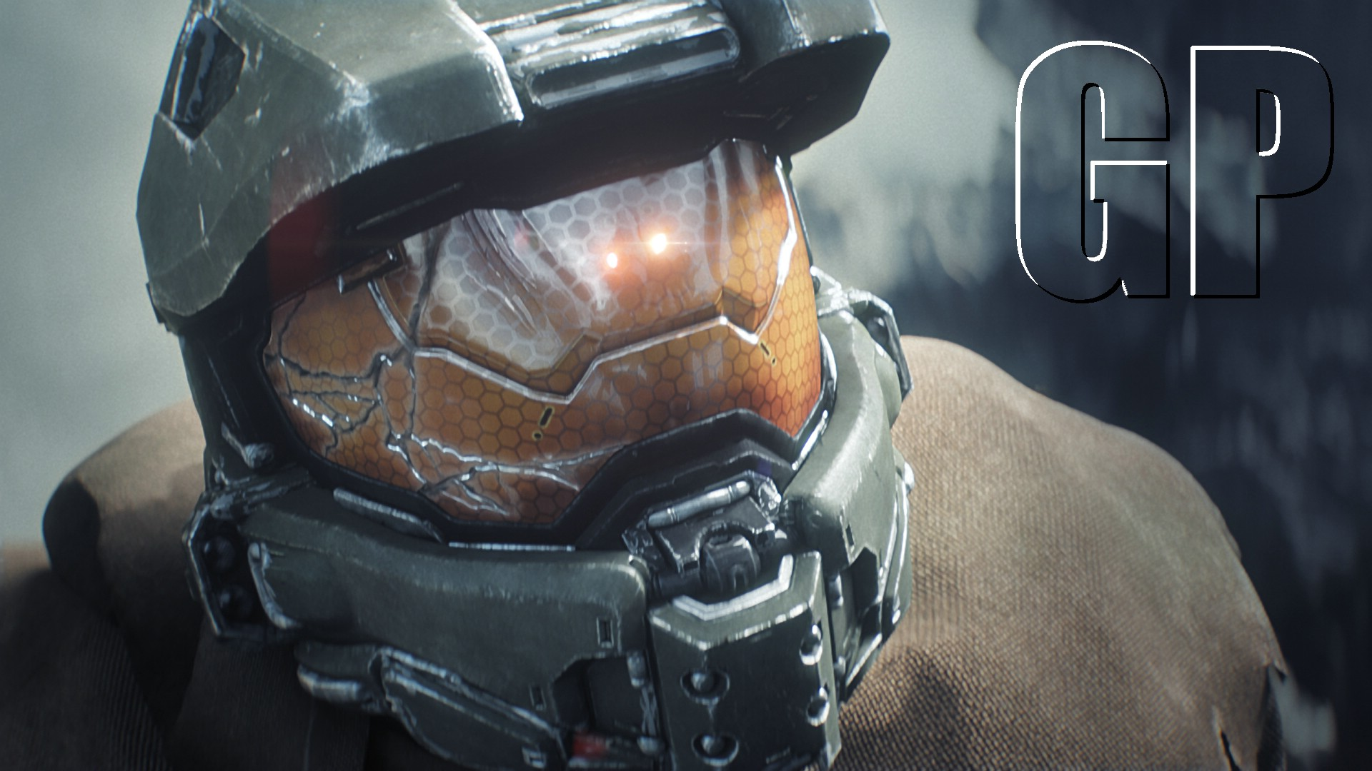 Halo 5 Xbox One Trailer, Screenshots: Master Chief In The Desert #27112