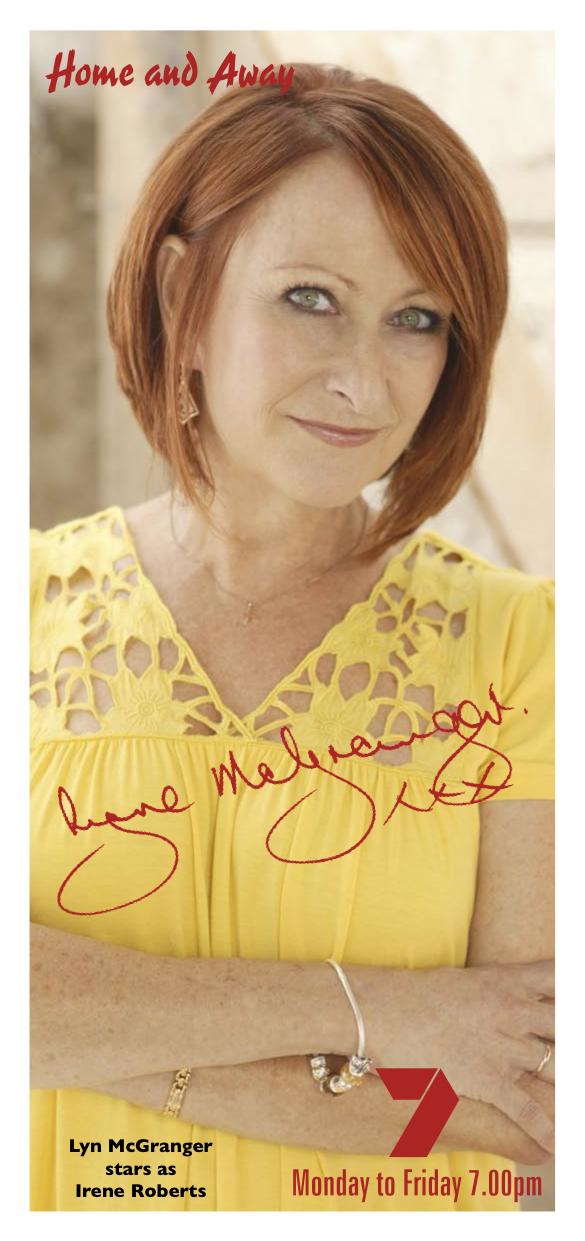 Lynne McGranger: 'I'd love to be in Shameless'