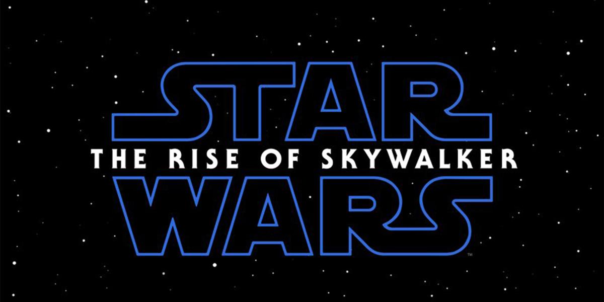 Star Wars: The Rise of Skywalker title
