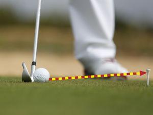 golf ball striking drills