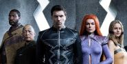 Will Marvel's Inhumans Be Faithful To The Comics? Here's What Henry Ian Cusick Told Us