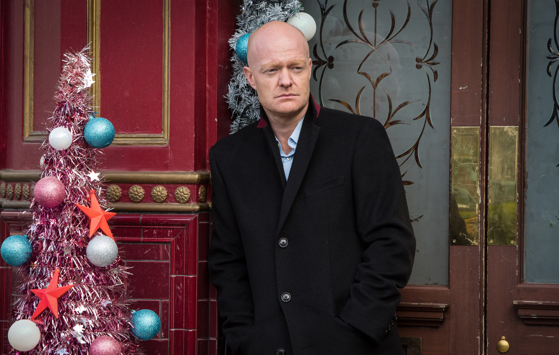 EastEnders Max Branning Queen Vic