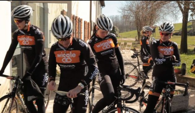 Wiggle Honda video still