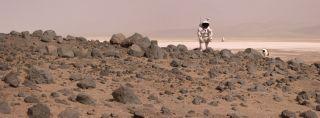 Possible Mars Landing Zones